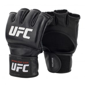 UFC Official Pro MMA Handschoenen Zwart Medium