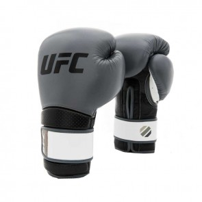 UFC Stand Up Training (Kick) Boxhandschuhe Schwarz / Grau