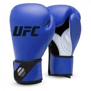 UFC Training (Kick) Boxhandschuhe Blau / Schwarz
