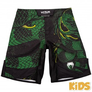 Venum MMA Shorts Junior Green Viper Extra Large (14 Jahre)