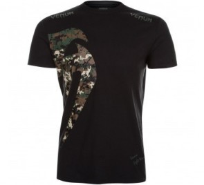 Venum T-Shirt Giant Jungle Camo