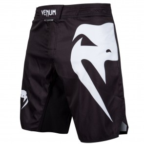 Venum MMA Fightshort Light 3.0 Zwart/Wit