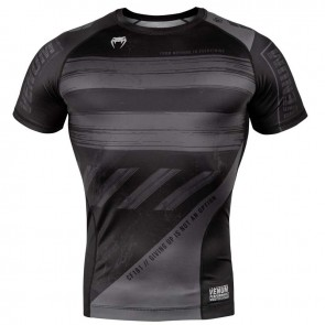 Venum Compression T-Shirt Armbar Grijs