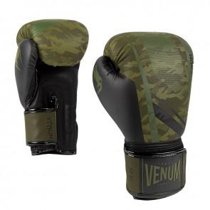 Venum (kick)bokshandschoenen Trooper Forest Camo/Zwart
