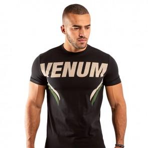 Venum T-Shirt One-FC Impact Zwart/Groen