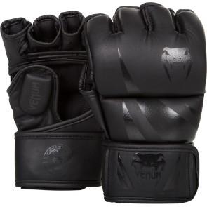 Vundum MMA Handschuhe Challenger Schwarz