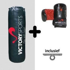 Victory Sports Boxsack-Paket mit Deckenhalterung (5% Rabatt)