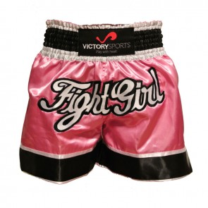 Victory Sports Fightshort Fight Girl