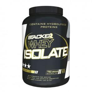 Stacker Whey Isolate Chocolate 750gram